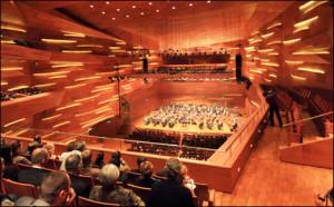 Pécsi hangverseny terem